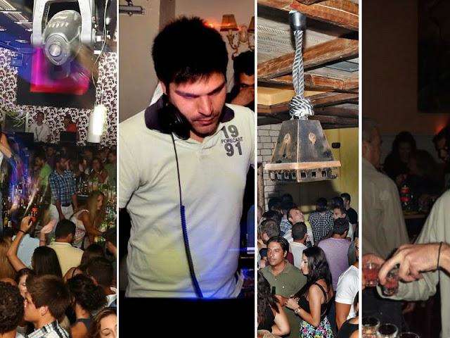 Γαργαλιάνοι – Μαραθόπολη: εορταστική κίνηση στα νυχτερινά κέντρα