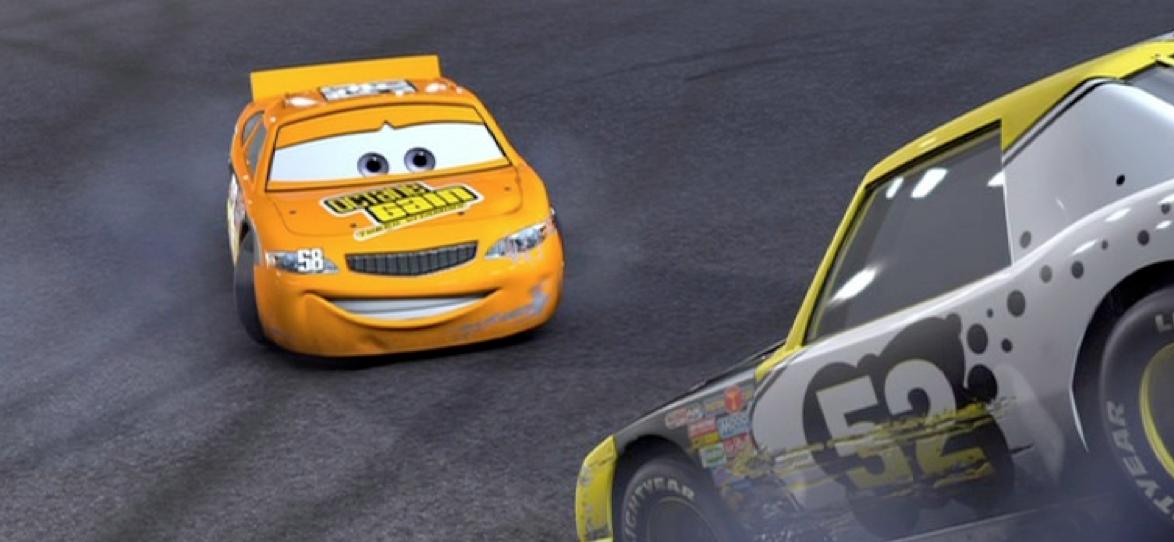 Dan The Pixar Fan Cars Billy Oilchanger Octane Gain