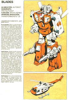 Blades (ficha transformers)