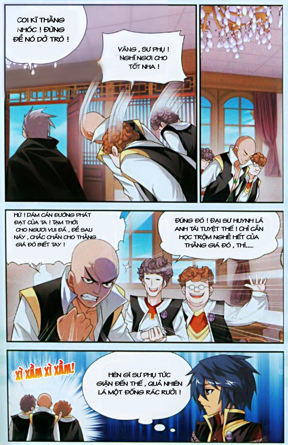 Đấu Phá Thương Khung chap 38 page 13 - IZTruyenTranh.com