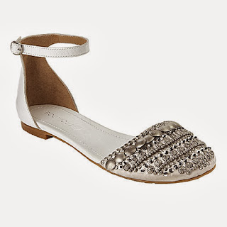 gambar Funky flat shoes