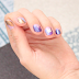 Cinderella's glass slippers | Nail Art Tutorial