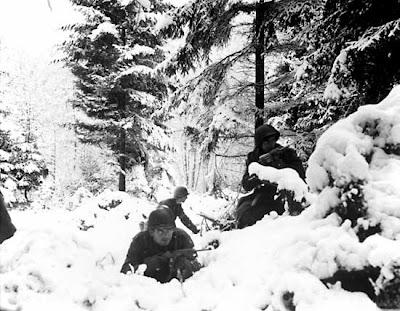 Perang Ardennes - 16 Desember 1944 sampai 28 Jan 1945