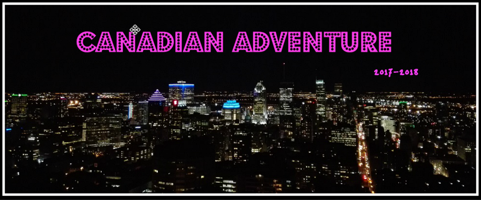 Canadian adventure