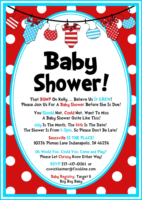 house of swick kelly steph 39 s dr seuss baby shower