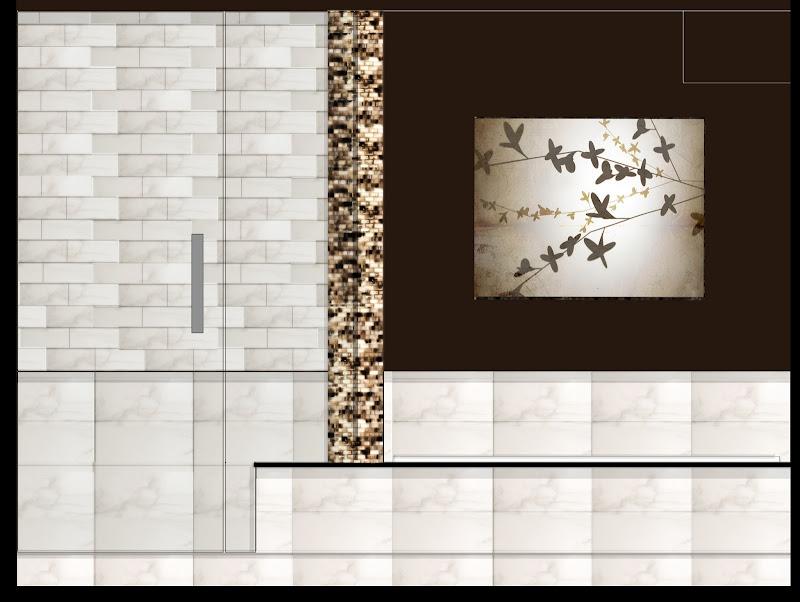 Master Bathroom Remodel - The Design - John Sweazen title=