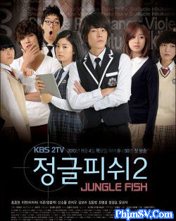 Jungle Fish 2 -