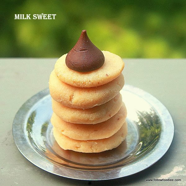 Milk sweet recipe made quick and easy with only 3 ingredients