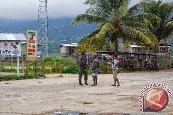 Pasca Kontak Senjata Imigrasi Belum Tempatkan Petugas di Perbatasan RI-PNG