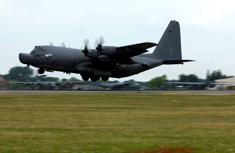 MC-130J Combat Shadow Special Operations
