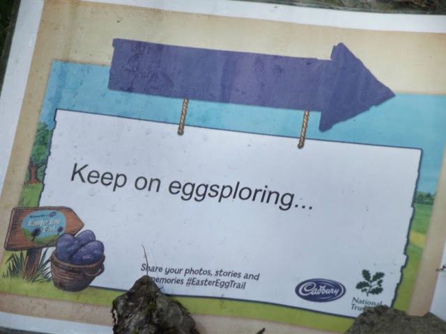 eggsploring sign