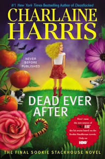 Dead Ever After by Charlaine Harris (Sookie Stackhouse/Southern Vampire #13)