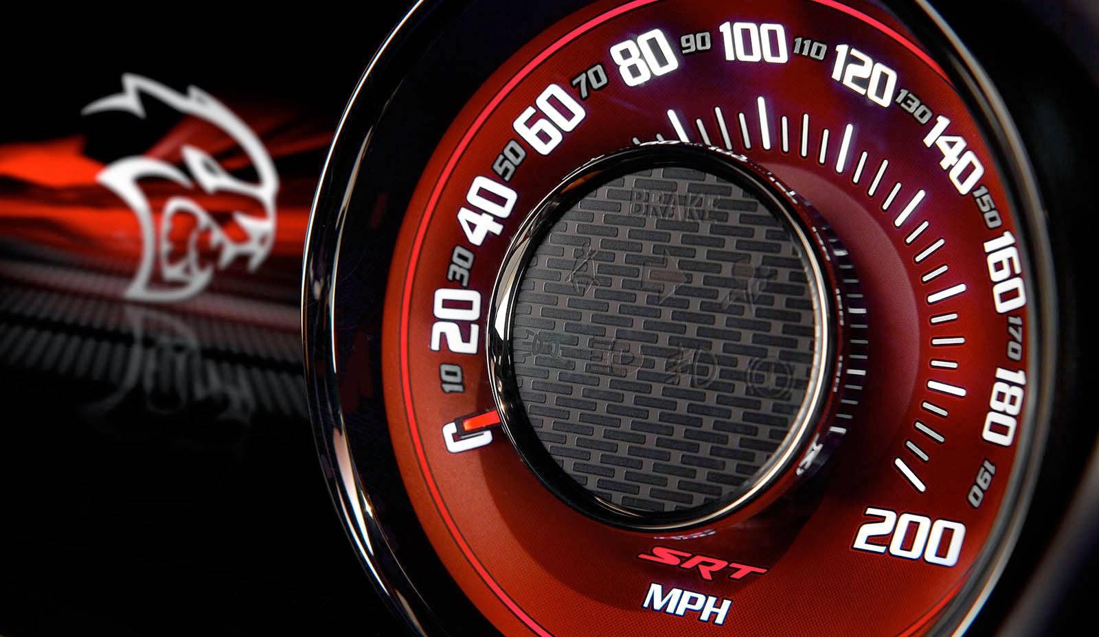 Landmark Dodge Chrysler Jeep Ram: 2015 Challenger SRT Hellcat roars with Popular Mechanics Car Award