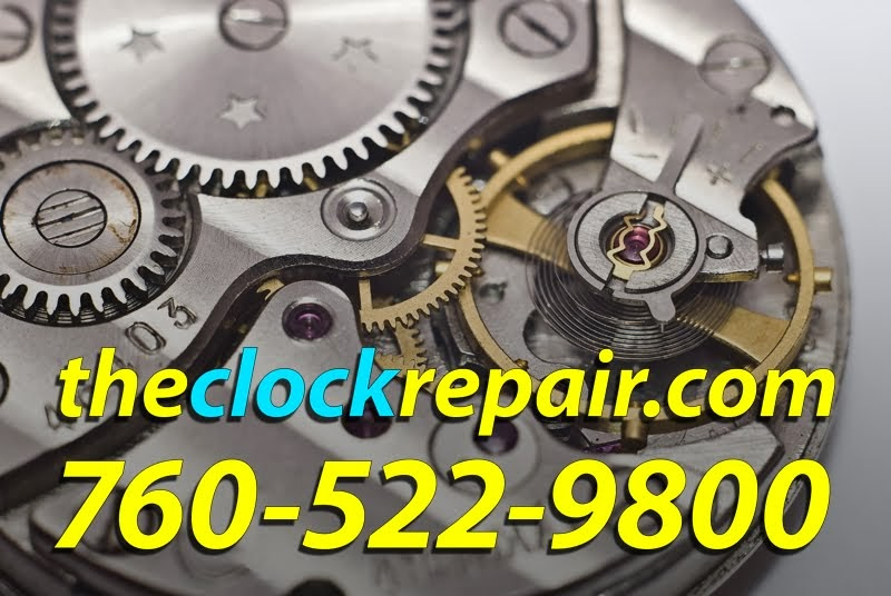 Need your clock repaired?