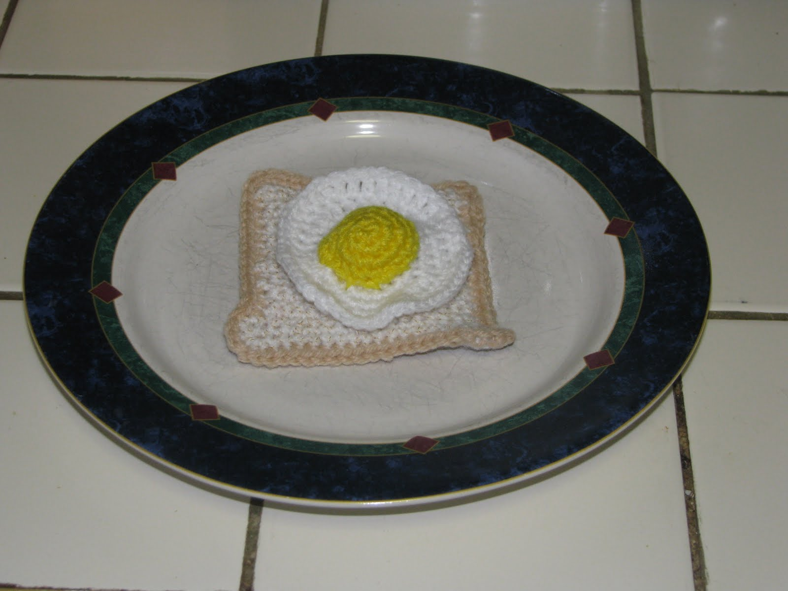 Knitting Pattern Central Food : Craft Attic Resources: Knit and Crochet Food