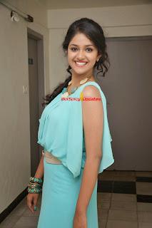 Keerthi Suresh Light Blue Gown 11.jpg