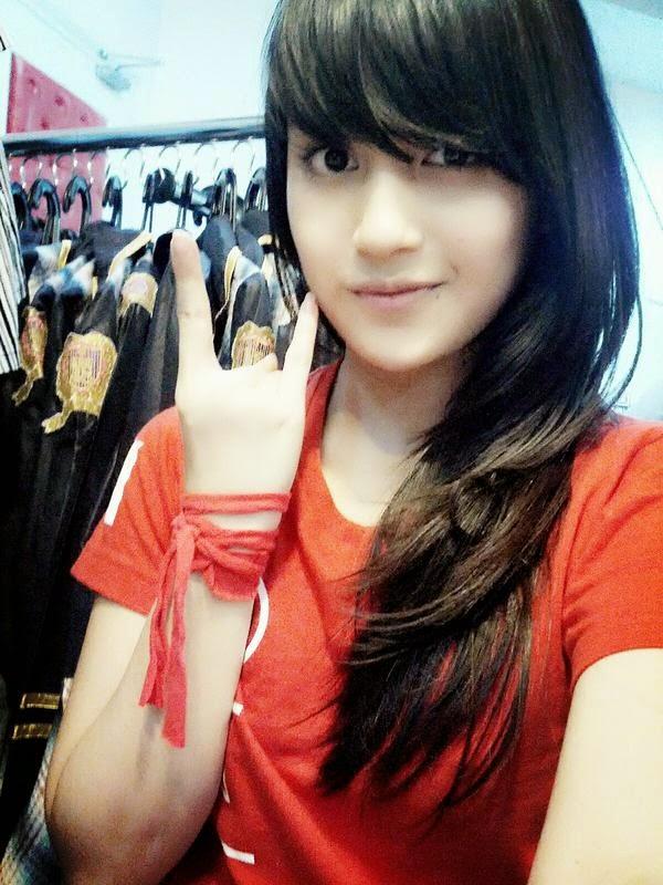 Kumpulan Foto - Foto Nabilah JKT48 Terbaru