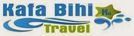KAFA BIHI TRAVEL BONTANG