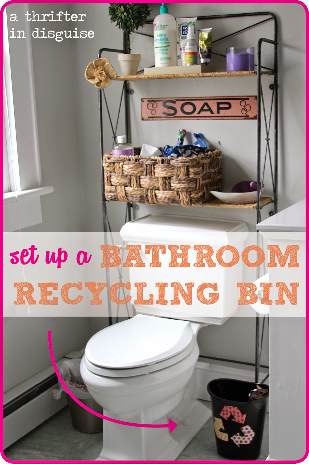 eco-friendly ideas for the bathroom