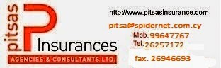 PITSAS INSURANCES - PAPHOS