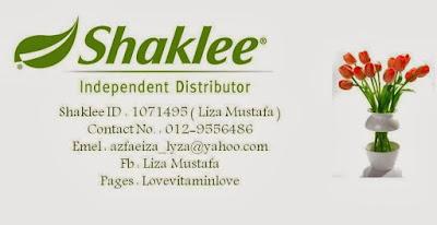 Pengedar Sah Shaklee Kuantan