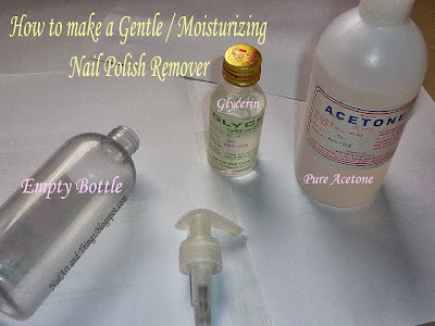 Gentle Nail Polish Remover