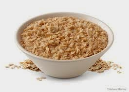 use oatmeal to remove acne scar