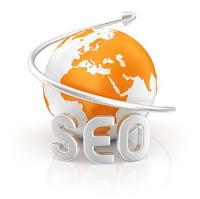 SEO Orange Globe Logo