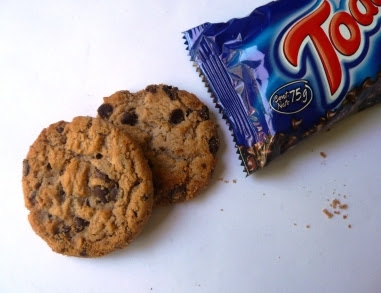Galletitas Toddy