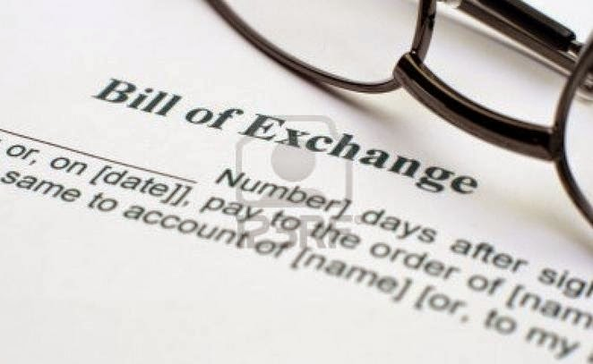 que-es-un-bill-of-exchange