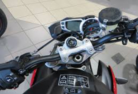 The Perfection of Triumph Street Triple R ABS
