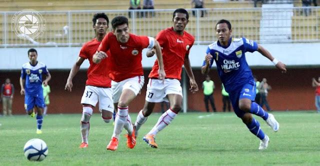 Duel Persija Vs Persib Berakhir Imbang 1-1