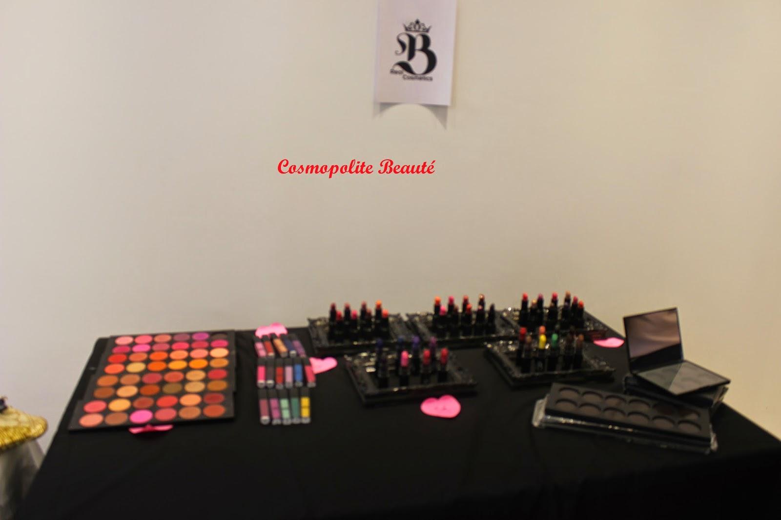 rya beauty, rencontre youtubeuses, salon beauté, beauty event Real B