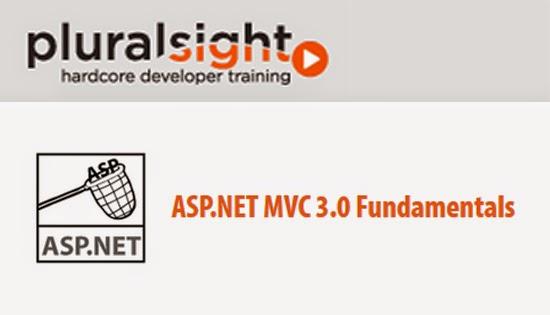 Pluralsight – ASP.NET MVC 3.0 Fundamentals