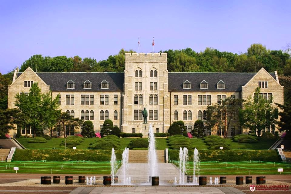 Kết quả hình ảnh cho trường đại học korea