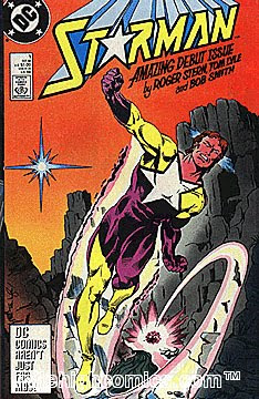 DC Comics Starman