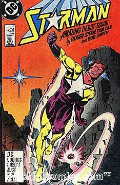 DC Comics Starman