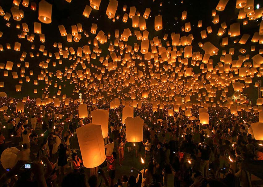 Faroles, Tailandia