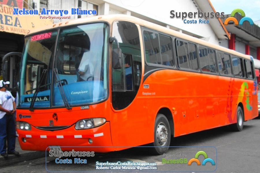 Superbuses costa rica superbuses de costa rica larga - Autobuses larga distancia ...