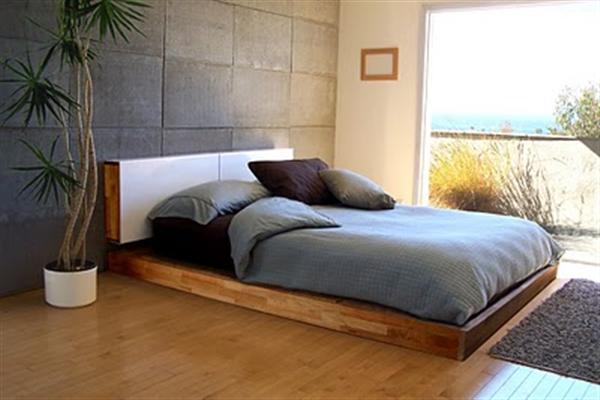Arquitetura sem mist rio cama japonesa - Camas estilo japones ...