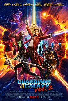 Guardians of the Galaxy Vol. 2 (2017) Hollywood Movie Download From DL4TOTS