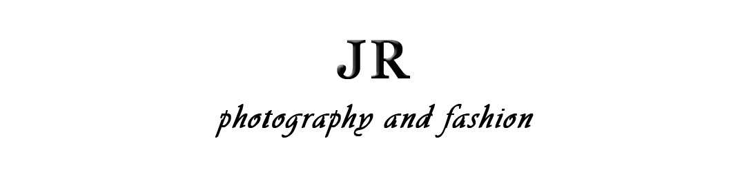 JR- photography and fashion