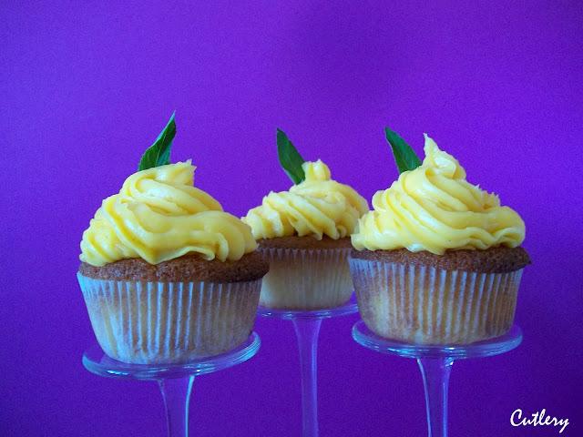 Arroz Con Lechce Cupcakes