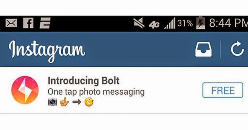 Instagram Bolt Duyuruldu