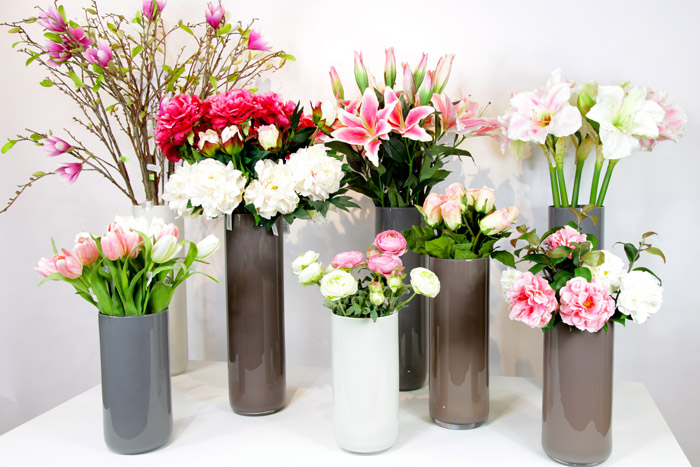 Decorar casa com flores e plantas artificiais  DECORAÇÃO FÁCIL