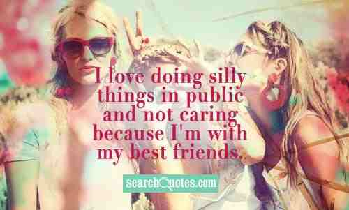 Funny Quotes About Friendship For Girls : Crazy Girl Best Friend Quotes For funny pictures crazy quotes best