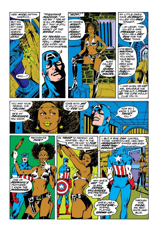Captain America (1968) Issue #164 #78 - English 10