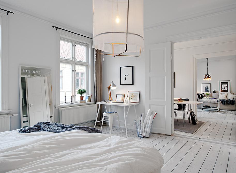 Scandinavian Interior White