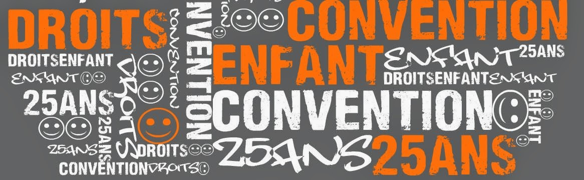 25ème anniversaire de la Convention Internationale des Droits de l'Enfant