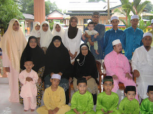 Keluarga Besarku Muar 1